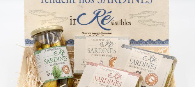 Sardines Ile de Ré